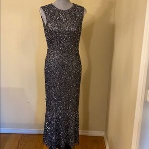 JS Collections Sleeveless Gown NWOT
